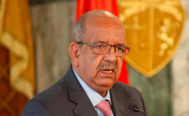 مساهل يشيد بالإجراءات التي اتخذها الليبيون للتنسيق الأمني