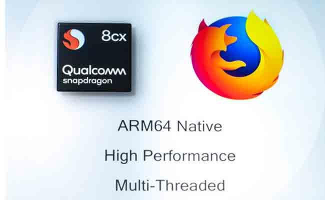 اصدار من فايرفوكس موجه لمعالجات ARM