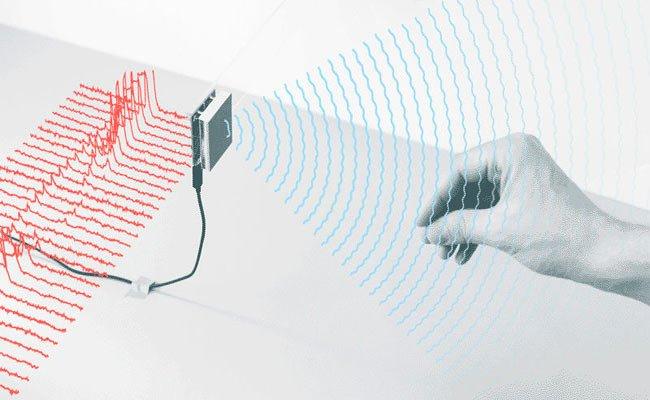 حصل Project Soli للتحكم الحركي من جوجل على موافقة FCC