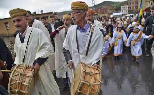تيزي وزو تحيي رأس السنة الأمازيغية بتنظيم أنشطة فنية و ثقافية