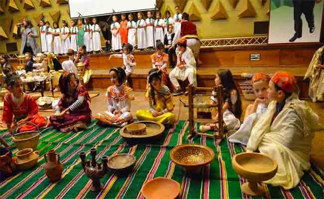 الجزائر العاصمة تحتفي برأس السنة الأمازيغية الجديدة 2969