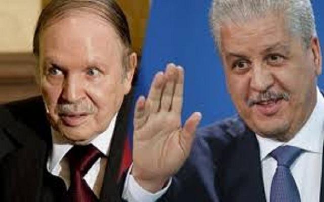 إن لم تستحي فشيت كما تشاء / سلال الجزائر كانت مريضة وصبر عليها الرئيس والأن الرئيس ....