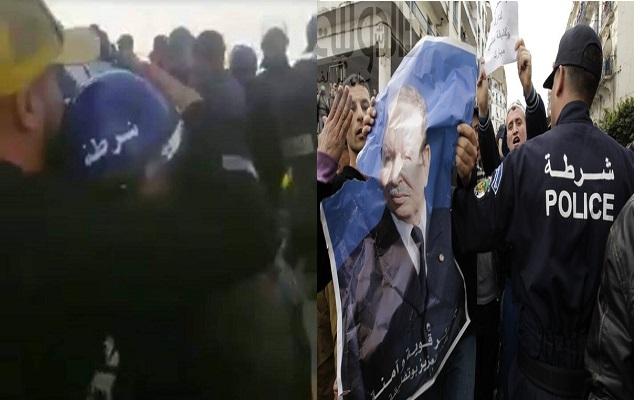 سكوب / توقيف وطرد العديد من أفراد الشرطة الشرفاء بأمر من قايد صالح