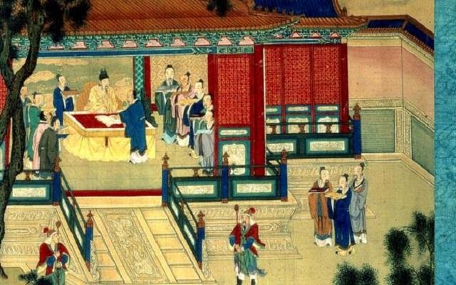 إمبراطور الصين يجامع 121 إمرأة في 15 يوم بفضل معادلة رياضية!!!
