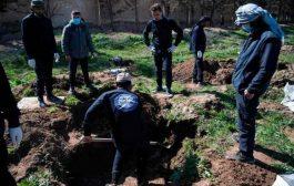 العثور على أكبر مقبرة جماعية في العالم لضحايا داعش بالرقة