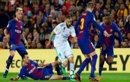 الريال يفرض التعادل على برشلونة