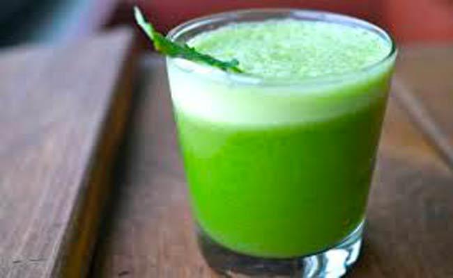 رجيم العصير الأخضر... تخسيس وفوائد صحية!