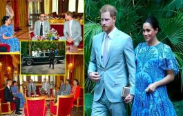 الأمير هاري وميغان ماركل ينهيان زيارتها الرسمية للمغرب