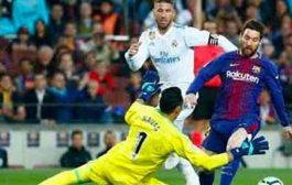 سواريز يقود برشلونة لسحق الريال