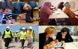 المرأة الجزائرية تتقدم في سوق الشغل بنسبة 20.2 بالمائة