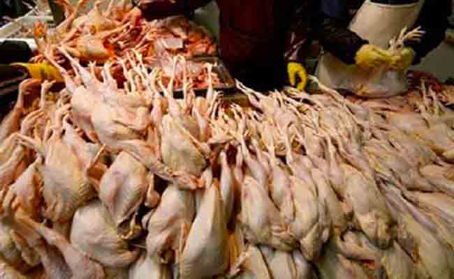 درك تيسمسيلت يحجز 250 كلغ من اللحوم البيضاء الفاسدة ببلدية العيون