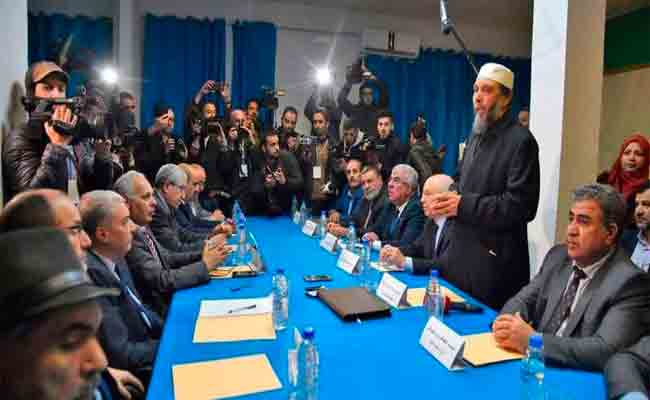 اتفاق أحزاب المعارضة على الاستمرار في التواصل لاتخاذ المواقف المناسبة