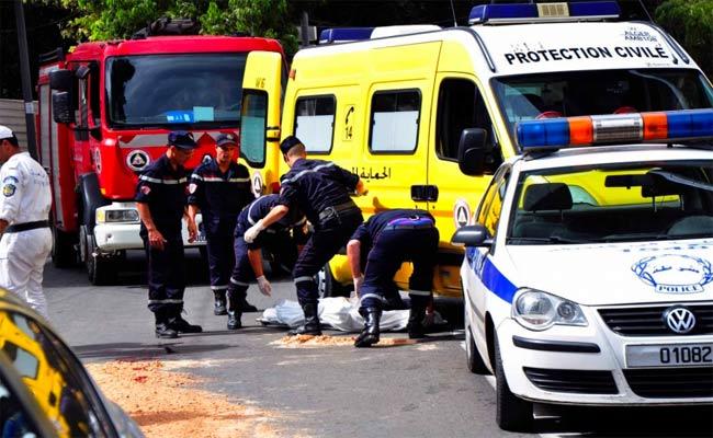 إرهاب الطريق يخلف 18 قتيلا و 854 جريحا في ظرف أسبوع