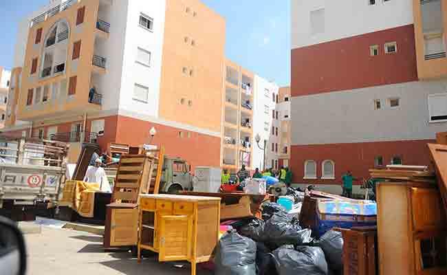 استفادة ما يقارب 1300 عائلة من المرحلة الأخيرة للعملية الـ24 لإعادة الإسكان بالعاصمة