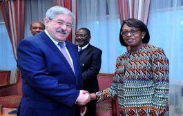 استقبال أويحيى للمديرة الاقليمية للمنظمة العالمية للصحة بإفريقيا