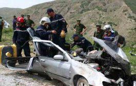 مقتل 9 أشخاص و إصابة 20 آخرين في ظرف 48 ساعة