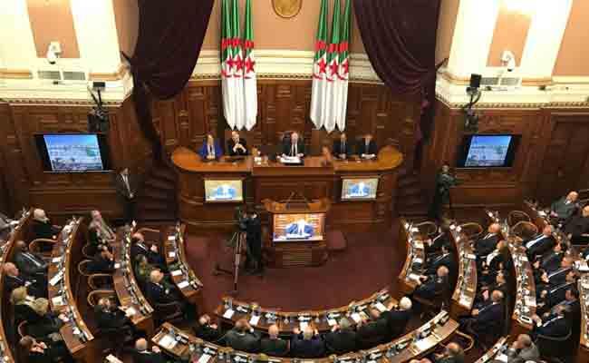 نواب المجلس الشعبي الوطني يواصلون مناقشة بيان السياسة العامة للحكومة