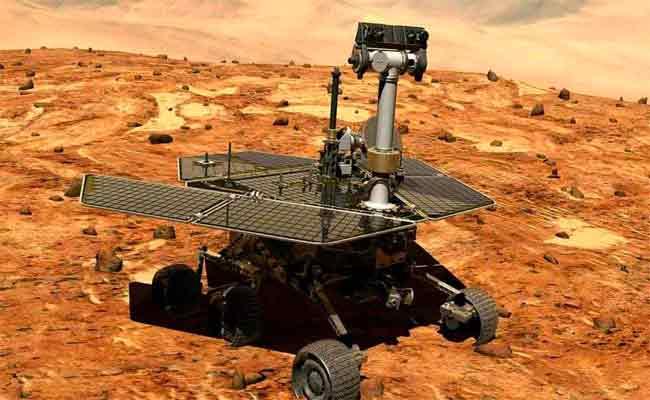 ناسا تعلن رسميا عن انتهاء خدمة المسبار Opportunity