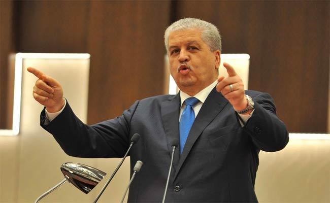 رئاسيات 2019 : عبد المالك سلال مديرا للحملة الانتخابية لبوتفليقة