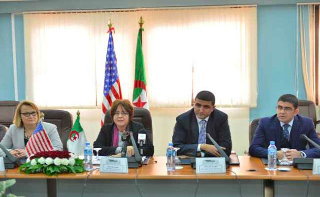 العلاقات الجزائرية ـ الأمريكية : تنصيب المجموعة البرلمانية للصداقة بين البلدين