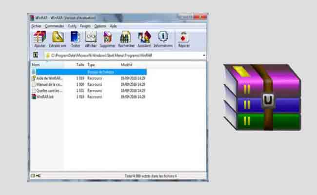 ثغرة في برنامج Win RAR تمس جميع إصدارات البرنامج منذ 19 عاما