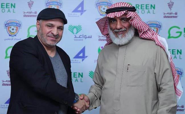 زكري مدربا لفريق الفيحاء السعودي