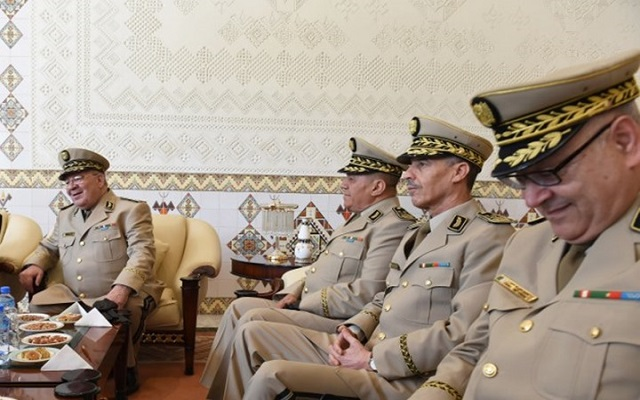 دراسة معمقة حول عبادة الجنرالات في الجزائر من عهد بومدين مرورا بالجنرال توفيق وصولا للقايد صالح