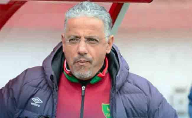عمروش يستقيل من تدريب المولودية