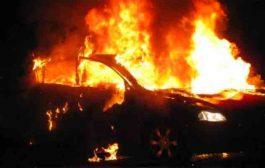 حادث مرور يخلف مقتل أم و طفليها احتراقا بالبليدة