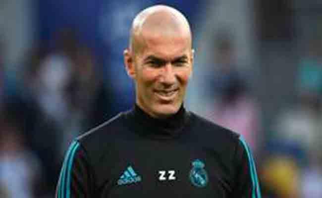 زيدان يعود لتدريب ريال مدريد