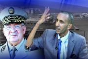 """طاهر ميسوم المدعو """"سبيسيفيك"""" أخر المنضمين لفرقة المطبلين والمتملقين للجنرال قايد صالح"""