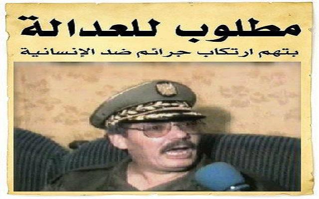 السفاح خالد نزار قلت لسعيد بوتفليقة اتقي الله في دماء الجزائريين!!!