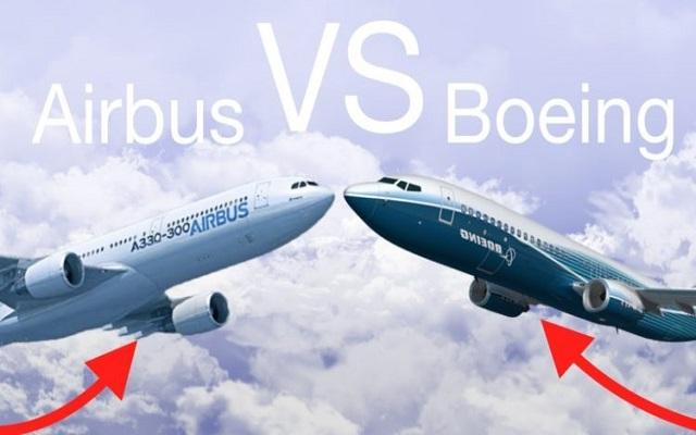 الولايات المتحدة تهدد بمعاقبة أوروبا بسبب دعم وإشهار إيرباص!!!