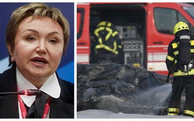 مقتل  أغنى نساء روسيا في تحطم طائرة بألمانيا