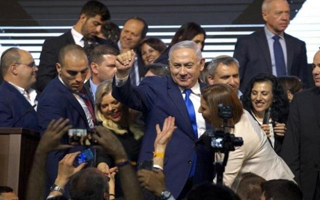 نتنياهو يفوز بولاية خامسة