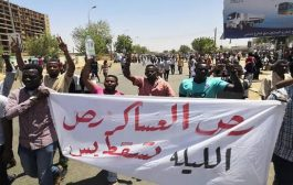 نحو 20 قتيل في اعتصام السودانيين أمام وزارة الدفاع