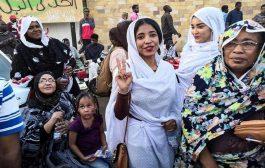الناس التي تفهم / السودانيين لقد خرجنا من اجل دولة مدنية وليس...