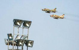 بطرابلس تم إسقاط طائرة مقاتلة لقوات حفتر