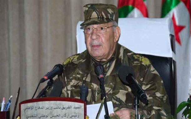 قايد صالح: