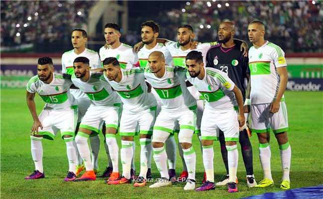 ودية بين الخضر وموريتانيا