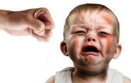 كيف يمكن أن يتفاعل الطفل مع العنف؟