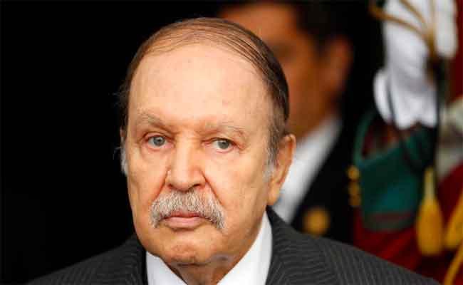 بوتفليقة يوجه رسالته الأخيرة إلى الشعب الجزائري