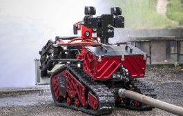 الروبوت الذي ساعد رجال الإطفاء على إخماد حريق كاتدرائية نوتردام