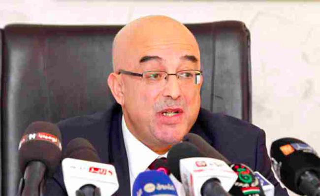 وزير الداخلية دحمون :
