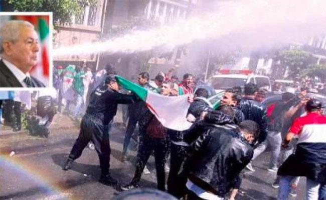 الحراك مستمر : الآلاف من العمال و الطلبة يطالبون بـ