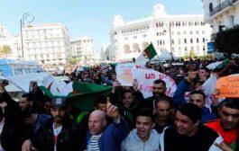 احتجاجات لمئات النقابيين تطالب برحيل سيدي السعيد
