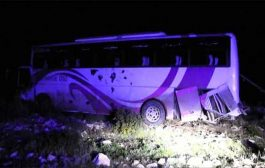 انحراف حافلة لنقل المسافرين بتبسة يخلف 12 مصابا