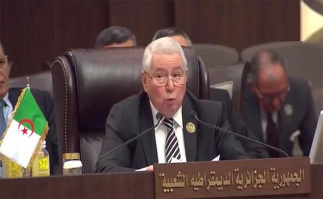 أول قرار يتخذه بن صالح هو تحديد موعد الانتخابات الرئاسية في 4 يوليوز !