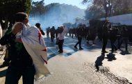 تسجيل إصابة 83 شرطيا و توقيف 180 شخصا في مسيرات الجمعة بالعاصمة