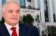 الطيب بلعيز يقدم استقالته من رئاسة المجلس الدستوري